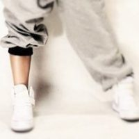 ヒップホップのズボン