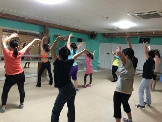 蒲田 レンタルスタジオ ラテンダンス エアロビクス ダンス インストラクター 貸スタジオ 貸しスタジオ レッスン