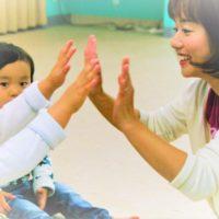 0歳 乳児 幼児 からの リトミック 教室 ボヌール ママ リトミック 大田区 蒲田 COZY レンタルスタジオ