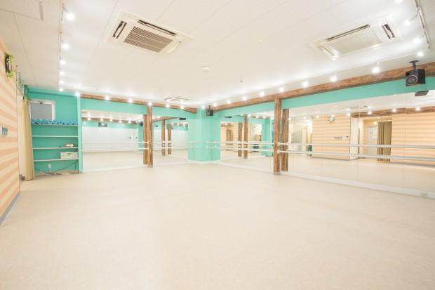 大田区 蒲田 レンタルスタジオ 貸しスタジオ フロアー