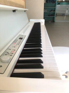 蒲田COZYレンタルスタジオへ電子ピアノを導入しました