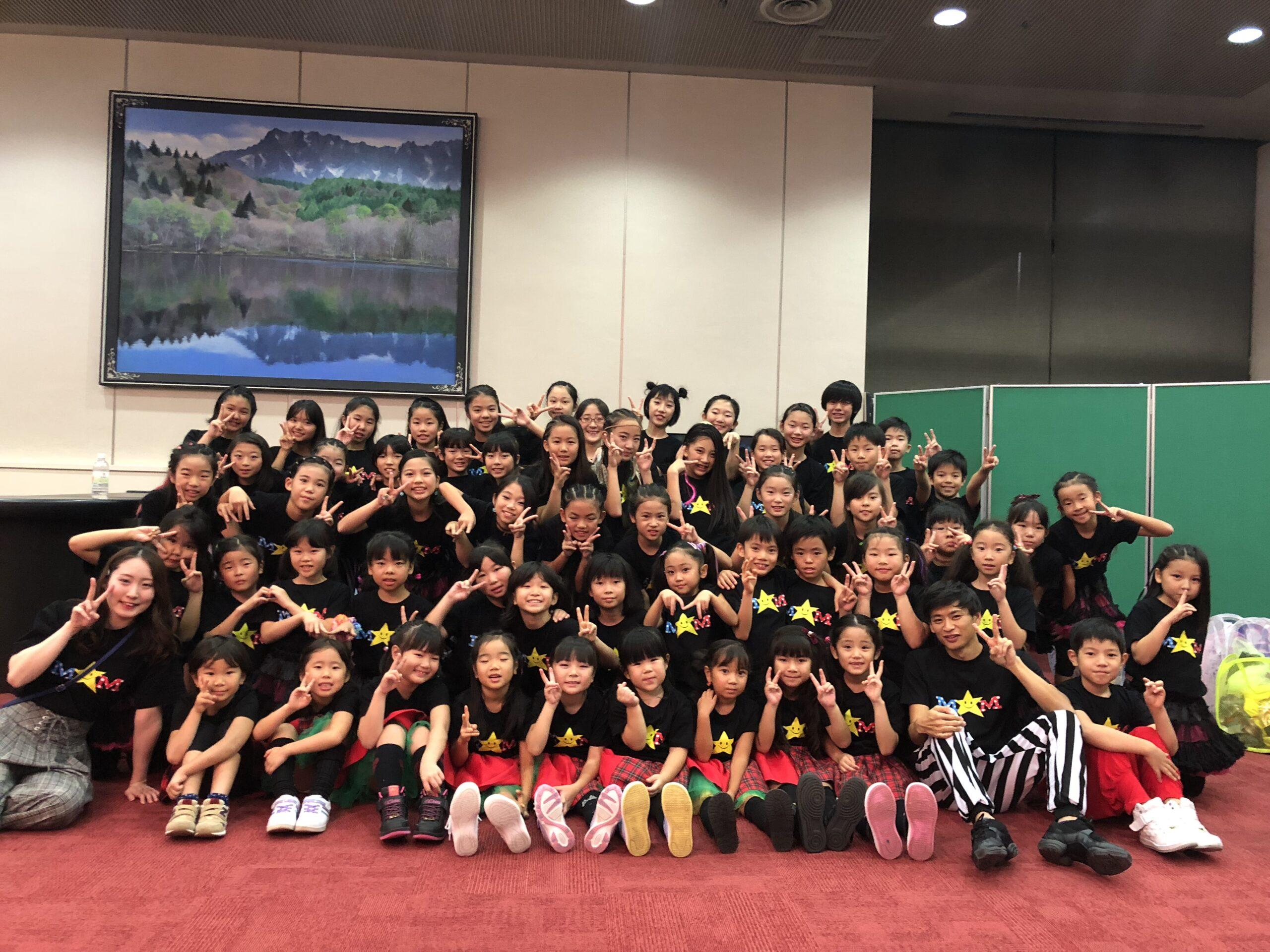 Dance Studio M☆M CLUB 蒲田COZY テーマパークダンス